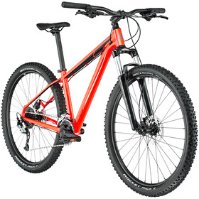 "Cannondale Trail 7 27.5"" acid red"